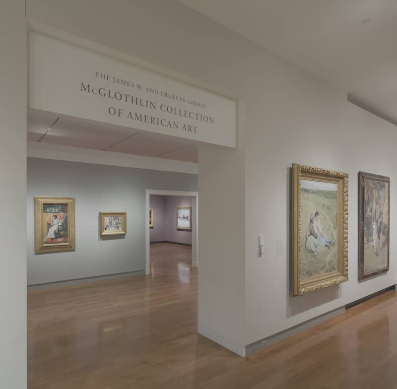 The James W. and Frances G. McGlothlin American Art Galleries._ Virginia Museum of Fine Arts