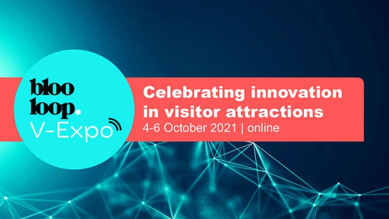 blooloop v-expo 2021