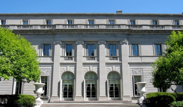 frick collection new york