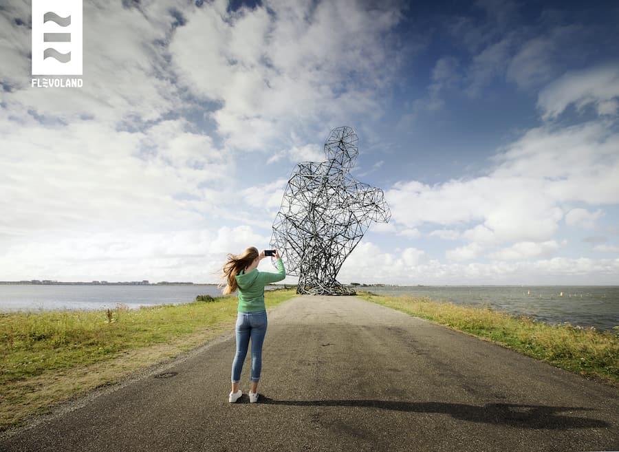 land-art-Flevoland