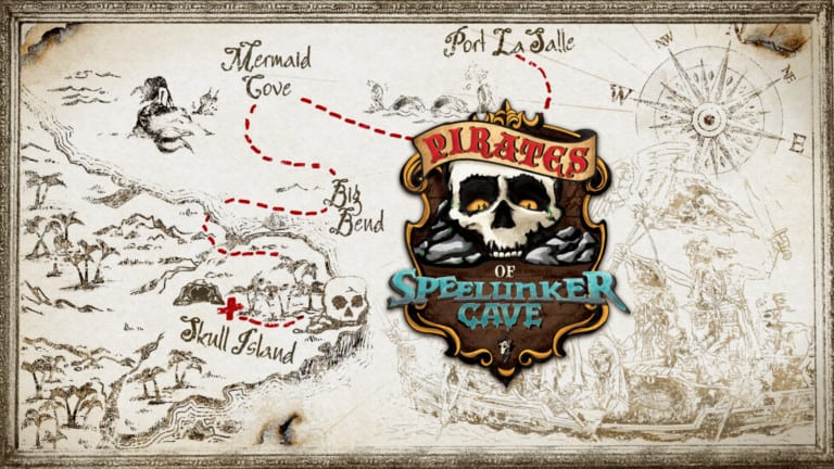 six flags over texas pirates of speelunker cave
