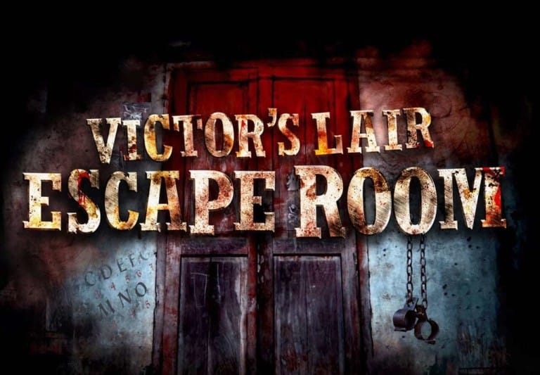 victor's lair escape room mary shelley's house of frankenstein