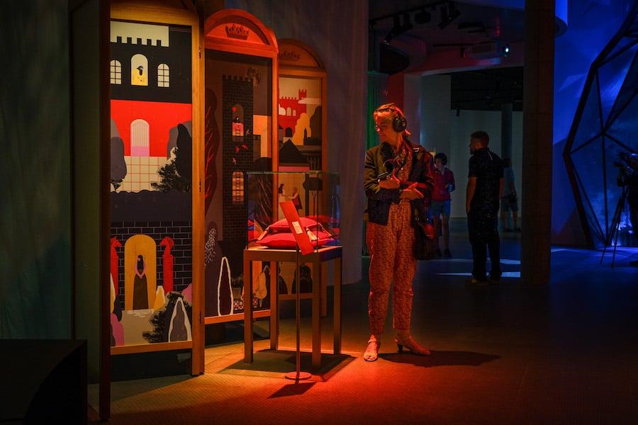 Audio tour HC Andersen's House Hans Christian Andersen Museum