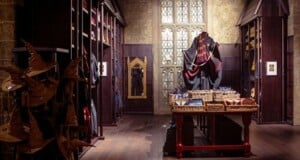 Harry Potter Studio Tour-Retail