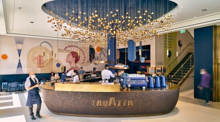 Lavazza Flagship London RAA