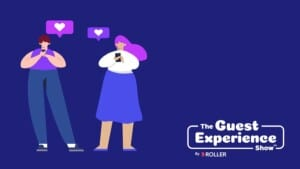 ROLLER guest experience show