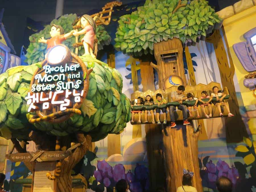 Tall Tales Lotte World Legacy Entertainment