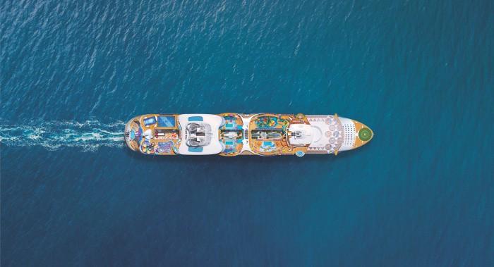 royal Caribbean cruise ship wonder of the seas