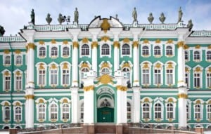 state hermitage museum russia