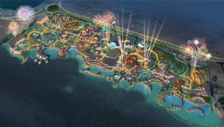Birdseye Port of the World