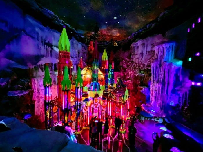 Cathedral Meow Wolf Denver