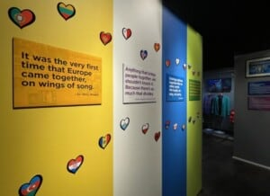 Introduction Eurovision Song Contest Museum Iceland