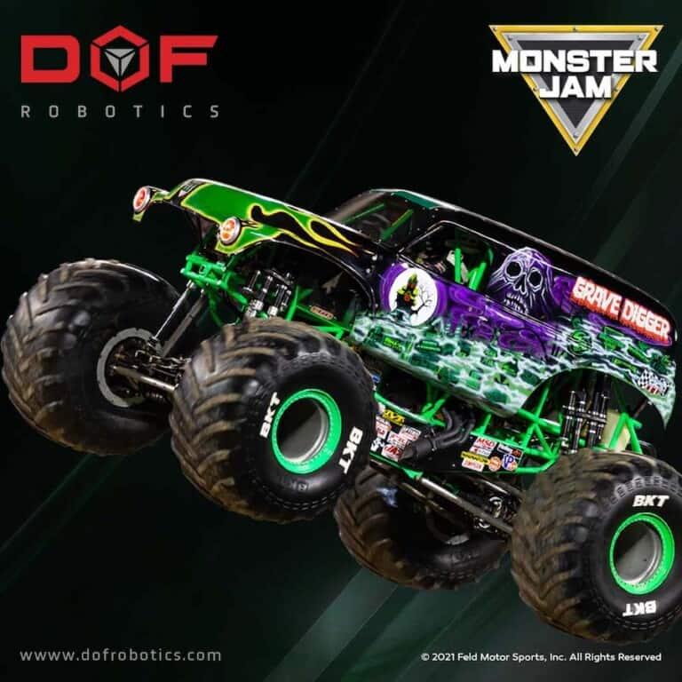 Monster Jam DOF Robotics