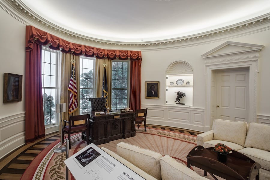 Oval Office replica NYHC