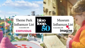 blooloop 50 theme park and museum influencers