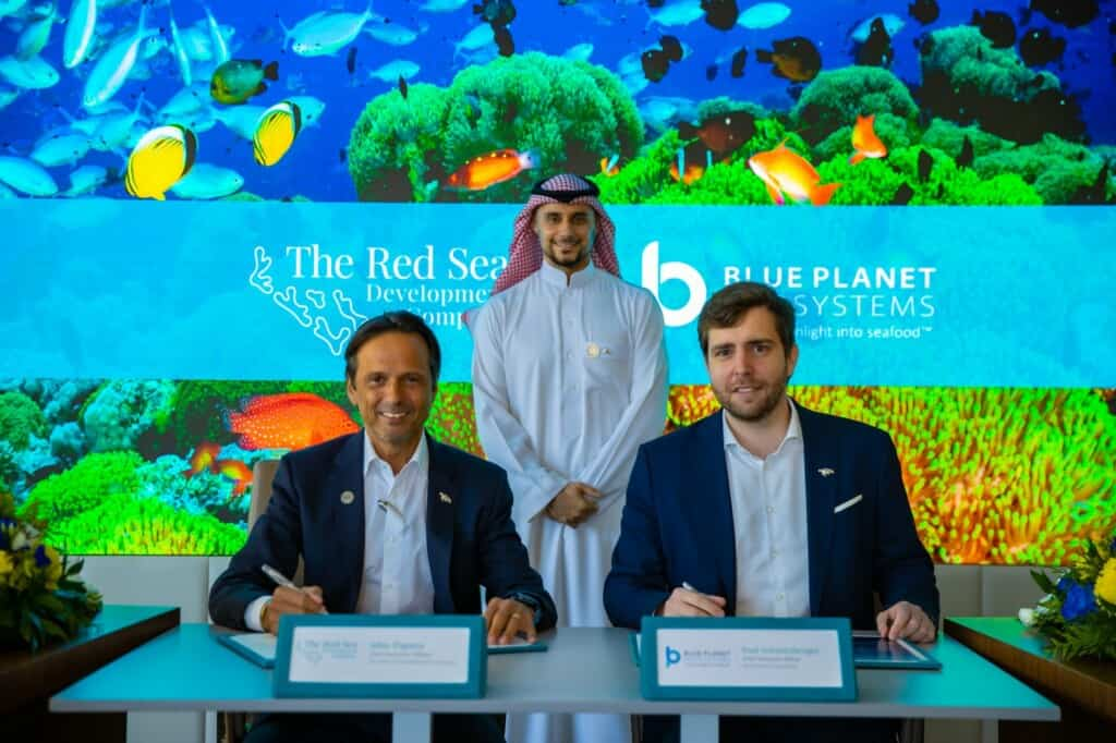 red sea project sustainable seafood